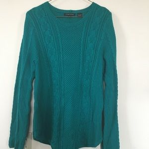 Turquoise/Green Sweater